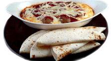 Albondigas En Salsa De Chile Flameadas (Meatballs In Chile Cheese Sauce)