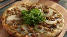 Perfect Pear Pizza