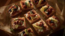 Simply Artisan Sausage Pizza