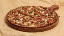 Roman Special Pizza