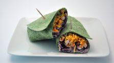 Sweet & Spicy Buffalo Chicken Wrap