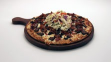 Tennessee Queen BBQ Pizza