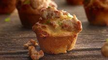 Sausage Apple Mini Muffins