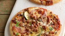 Mediterranean Pizza Naturale
