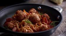 Italian Meatball Rich Ragout