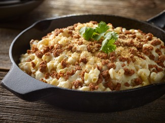 Mac 'N' Cheese Mexican-Style