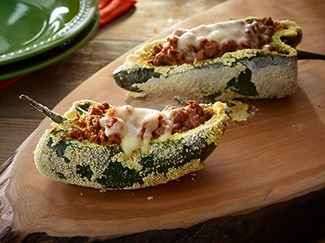 Beef Chile Relleno