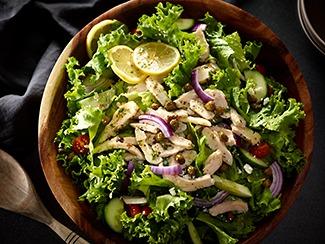 Chicken & Caper Salad