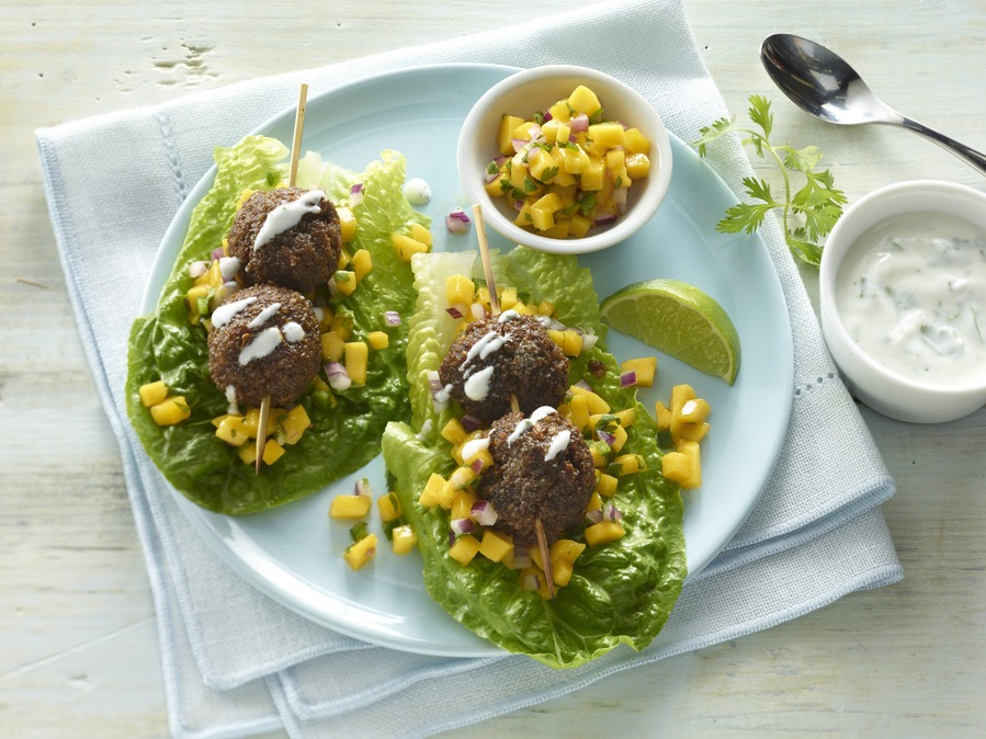 Plant-Based Lettuce Wraps