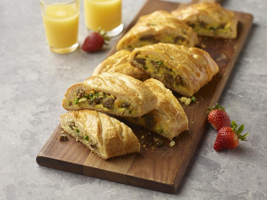 Plant-Based Breakfast Braid