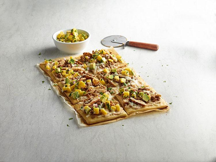 Barbacoa Baja Pizza